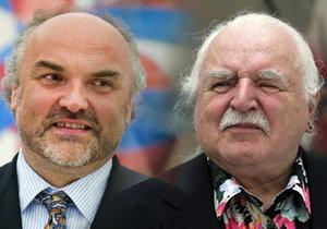 Ústavní soud potvrdil, že bývalý šéf Národní galerie Milan Knížák se musí omluvit současnému řediteli Jiřímu Fajtovi