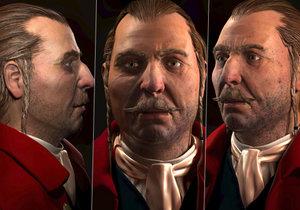 Výsledek práce brněnských vědců a historiků. Nejpravděpodobnější podoba obávaného velitele pandurů Františka barona Trencka ve formátu 3D.