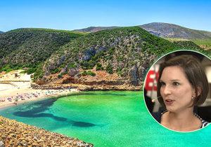 Dagmar Honsová radí, kde je ideální počasí na dovolenou.