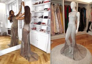 Sexy Švantnerová míří do Varů: Oblékne šaty za půl milionu korun!