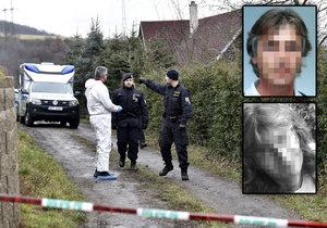 Policie navrhla obvinit komplice vraha z případu kruté smrti Aleše a Marie. Podle strážců zákona ale nezabíjel.