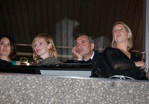 Jiří Macháček při slavnostním koncertě