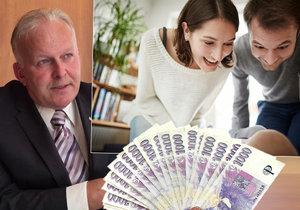 """Ministr Krčál: """"Přídavky na děti nezvýším."""" Rodinám prý postačí rodičovská."""