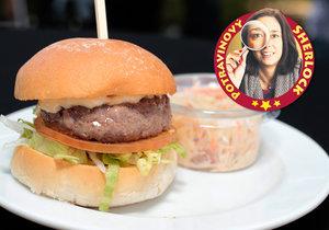 Blesk pro vás připravil test kvality různých hamburgerů.