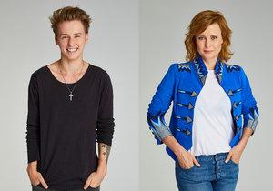 V nové řadě show Tvoje tvář má známý hlas budeme vídat Jitku Schneiderovou nebo Votku Drahokoupila.