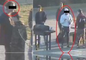 Mladíci, kteří v dubnu brutálně napadli členy ochranky nákupního centra, se sami přihlásili na policii.