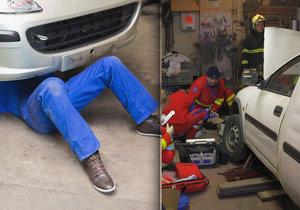 Smrt pod autem jen tři dny po oslavě narozenin.