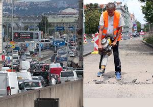 Kolaps dopravy: Proboha, kudy do Chorvatska a Itálie?