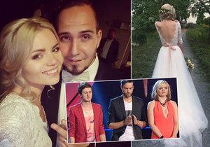 Muzikálová zpěvačka a finalistka SuperStar Veronika Stýblová: O víkendu se provdala!