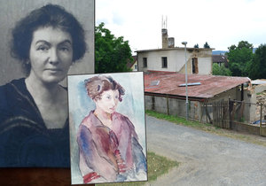 Dům v pražské Zbraslavi skrýval 80 let staré tajemství.