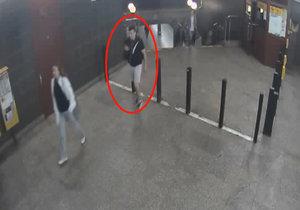 Policie hledá svědka loupeže.