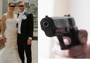Tatianu (†27) střelili v Mexiku do hlavy. V dovolenkovém ráji slavila první výročí svatby.