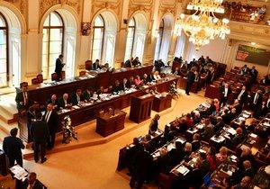 Jednání Sněmovny o důvěře druhému Babišovu kabinetu (11.7.2018)