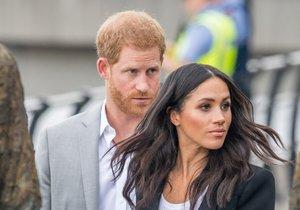 Princ Harry a vévodkyně Meghan na oficiální návštěvě Irska