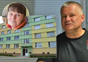Nemocný synovec Jiřího Kajínka pobodal dva lidi! Nepoznal ani vlastní matku.