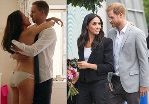 Nečekané přiznání vévodkyně Meghan! Lituje snad svatby s Harrym?