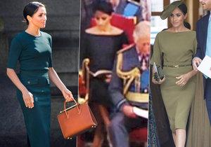 Trapasy vévodkyně Meghan: Flirt se žokejem, kabelka s ochranným štítkem a nohy křížem!