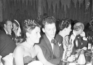 Nancy a Frank Sinatrovi.