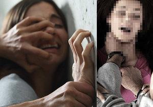 Mladíci znásilnili 15letou dívenku.