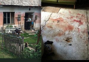 Na Slovensku došlo k brutální a krvavé vraždě!