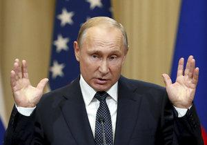 Putin prohlásil, že Moskva zná pachatele útoku a nejedná se o žádné zločince, ale o civilisty.