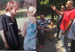 Romové z celého světa proudí do Piešťan kvůli svatému muži: Mesiáš, nebo podvodník?