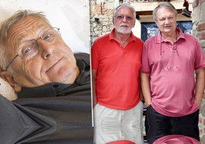Zklamání Jaromíra Hanzlíka: Chtěl pracovat s nemocným Menzelem(80)!