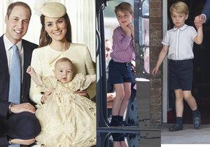 Princ George slaví 5. narozeniny: Oslava na soukromém ostrově!