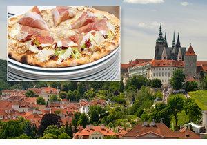 Přemýšlíte, kam zajít v Praze na pizzu? Poradíme vám, kde najdete pět nejlepších v hlavním městě.