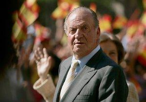 Bývalý španělský král Juan Carlos I.