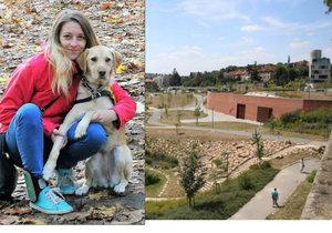 Nemocná Hermína (24) omdlela v parku a lidé ji 1,5 hodiny obcházeli: Nikdo mi nepomohl!