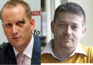 Pražskou kandidátku ANO ovládli Petr Stuchlík a Patrik Nacher.