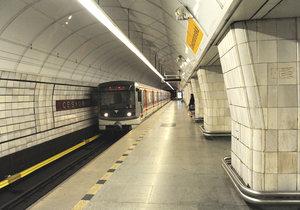 Metro čekají od září 2018 změny v intervalech.