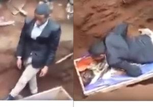 Prorok v Etiopii se pokoušel vzkřísit mrtvolu: Neuspěl a skončil v base