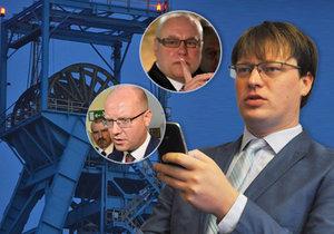Vyšetřovací komise k ODS začne s výslechy. Pozvánka odešla Zdeňku Bakalovi i Bohuslavu Sobotkovi.