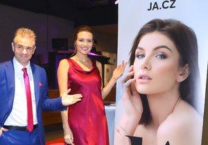 Eva Čerešňáková a Martin Ditmar prodali podíly v České Miss