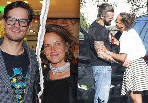Konec lásky Krause a Strýcové? Nejdřív chtěli svatbu, pak opilecká jízda, teď rande s potetovaným fešákem!