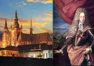 Josef I. byl šest let českým králem, nikdy se na něj ale nenechal korunovat.