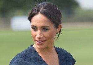 Meghan už ví, že stát se vévodkyní automaticky neznamená žít v pohádce.