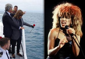 Velká bolest zpěvačky Tiny Turner: Poslední sbohem mrtvému synovi (†59)!