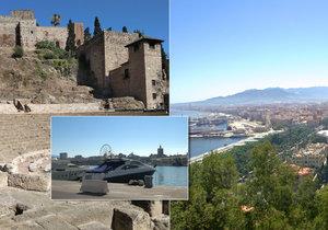 Malaga: Metropole andaluského pobřeží je plná zážitků.