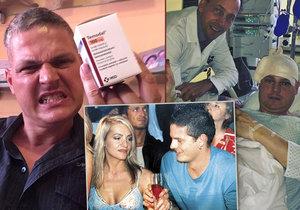 Petr Vlasák opět bojuje s rakovinou.