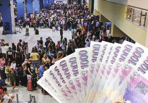 Mají Češi uvěznění na řeckém ostrově Rhodos nárok na finanční odškodnění?