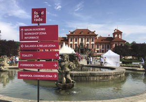Food Parade nabídne výběrové pražské restaurace: Přichystají hostinu na zámku