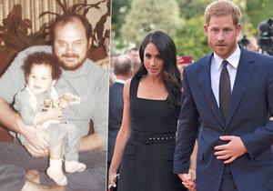 Vévodkyně Meghan se nestačí divit! Její otec byl závislý na drogách?