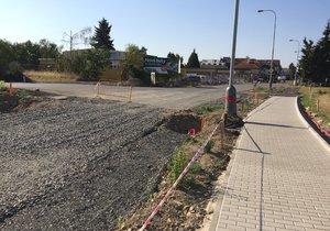 Další omezení kolem Libušské na jihu Prahy: U Vrtilky se opraví část silnice