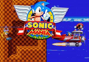 Sonic Mania Plus je ještě lepší verzí už tak skvělé videohry.