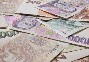 3410 korun měsíčně je málo. Ministerstvo propočítává zvýšení životního minima (ilustrační foto)