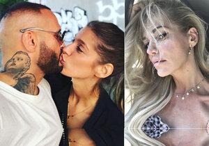 Dara Rolins promluvila o chování zamilovaného Rytmuse a jeho přítelkyně Jasminy Alagič.