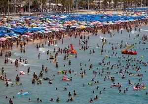 S vlnou veder se potýkají i ve Španělsku, zemřeli tu už tři lidé.